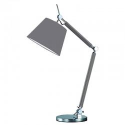 Настольная лампа Azzardo AZ2307 + AZ2583 Zyta S Alu D30