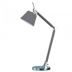 Настольная лампа Azzardo AZ2307 + AZ2598 Zyta S Alu D20