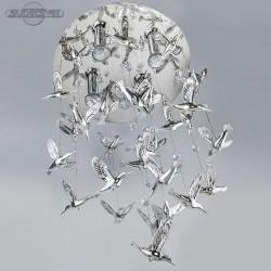 Люстра Azzardo AZ2449 Birds
