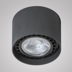 Накладной светильни Azzardo GM4210 16W BK ALU ALIX