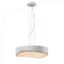 Подвесной светильник Azzardo md5727m white Grasso