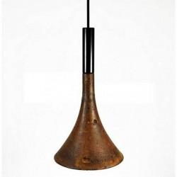 Подвесной бетонный светильник Лейка (КОРИЧНЕВЫЙ) 01101BR