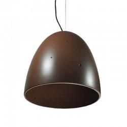 Подвесной бетонный светильник Люсси (КОРИЧНЕВЫЙ) 01102BR