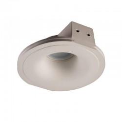 Встраиваемый гипсовый светильник СВ 001 01201W