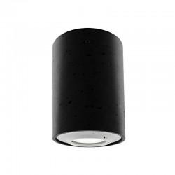 Накладной бетонный светильник CH001 (чёрный) 01111B