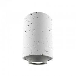 Накладной бетонный светильник CH001 (белый) 01111W