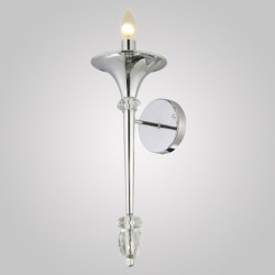 Бра Crystal lux MIRACLE AP1 CHROME