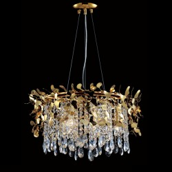 Люстра Crystal lux ROMEO SP6 GOLD D600
