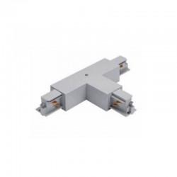 T-коннектор внутренний трековой системы EGLO 60119 Treck 3F