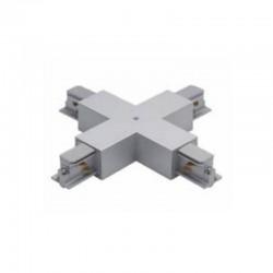 X-коннектор трековой системы EGLO 60124 Treck 3F