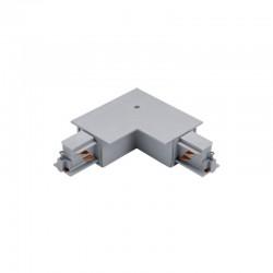 L-коннектор внешний трековой системы EGLO 60753 Treck 3F