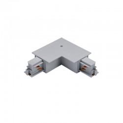 L-коннектор внутренний трековой системы EGLO 60754 Treck 3F