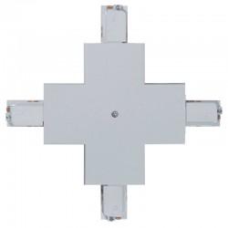X-коннектор трековой системы EGLO 60759 Treck 3F
