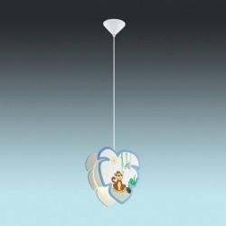 Детский подвесной светильник Eglo 96952 Louie