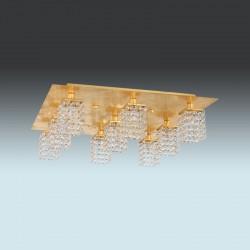 Потолочный светильник EGLO 97722 PYTON GOLD
