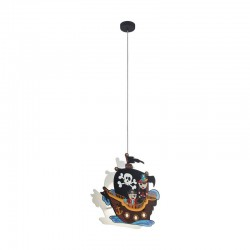 Детский подвесной светильник EGLO 97409 San Carlo