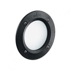 Точечный светильник Ideal Lux LETI ROUND FI1 NERO 096551