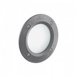 Точечный светильник Ideal Lux LETI ROUND FI1 GRIGIO 096568