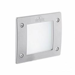 Точечный светильник Ideal Lux LETI SQUARE FI1 BIANCO 096575