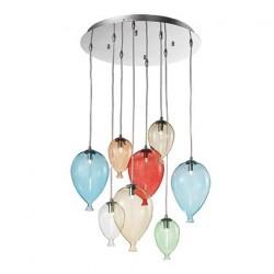 Подвесной светильник Ideal Lux Clown SP8 100944