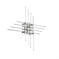 Люстра Ideal Lux CROSS PL8 114767