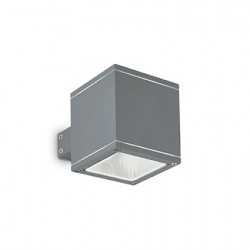 Бра Ideal Lux SNIF AP1 SQUARE ANTRACITE 121963