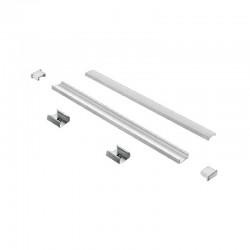 LED профиль IDEAL LUX 124124 Vista Alluminio