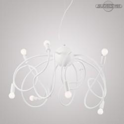 Люстра Ideal lux 141893 Multiflex