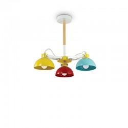 Потолочный светильник IDEAL LUX 157146 PL3 Titti