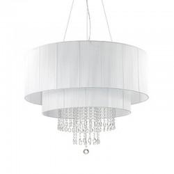 Люстра IDEAL LUX 165011 SP10 Bianco Opera