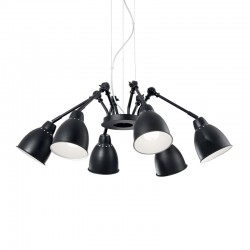 Люстра Ideal Lux 174242 Newton SP6
