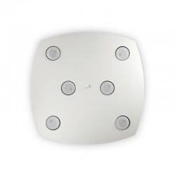 Потолочный светильник IDEAL LUX 175690 PL6 Bianco Mito
