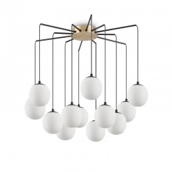 Люстра Ideal Lux 236957 Rhapsody SP12
