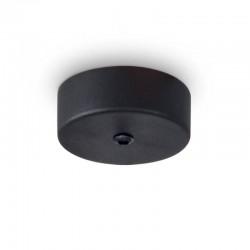 Крепление Ideal Lux 244242 Rosone Magnetico 1 Luce Nero