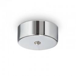 Крепление Ideal Lux 244259 Rosone Magnetico 1 Luce Cromo