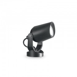 Подсветка Ideal Lux 247199 Minitommy PT Nero 3000K