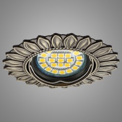 Точечный светильник Kanlux 19510 FURNA CT-DTO50-AB