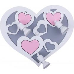Бра Nowodvorski 9064 HEART III B