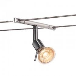 Трековый светильник 12В SLV 139102 Syros