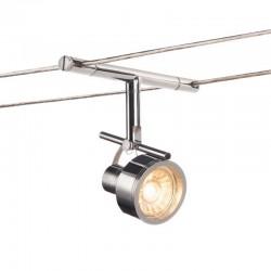Трековый светильник 12В SLV 139132 Saluna