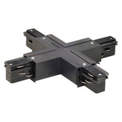 X-коннектор для трековой трёхфазной системы Eutrac SLV 145690