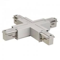 X-коннектор для трековой трёхфазной системы Eutrac SLV 145694