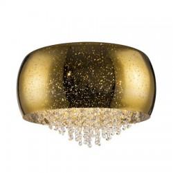Потолочный светильник  Zumaline C0076-06K-F4GQ (gold) Vista