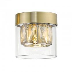 Накладной светильник Zumaline C0389-01A-0FD2 Gem