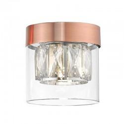 Накладной светильник Zumaline C0389-01A-L7AC Gem